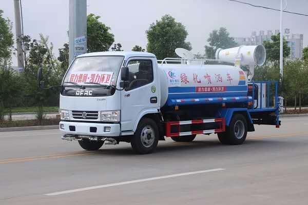 东风多利卡(5方)雾炮车